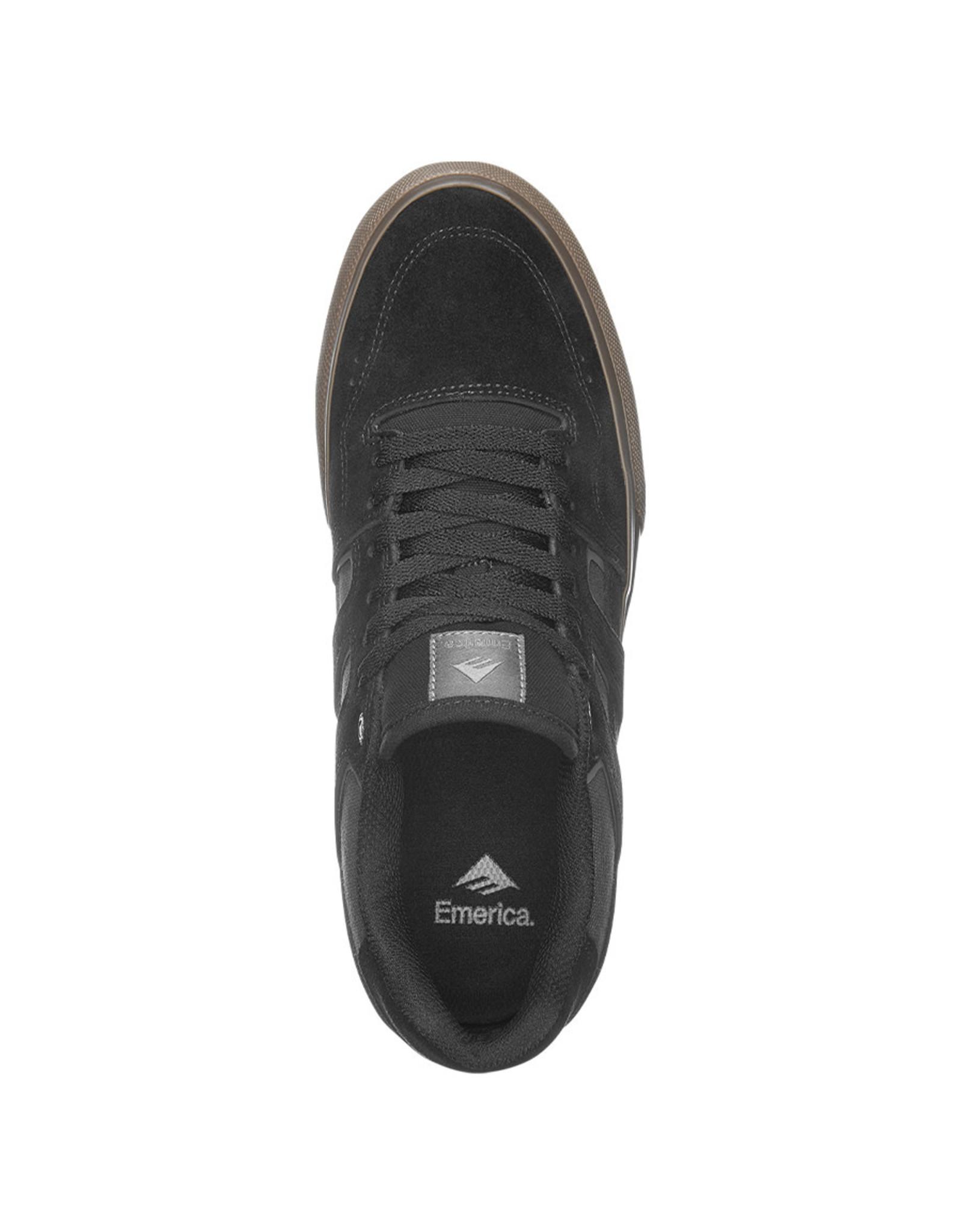 Emerica Emerica Shoe Tilt G6 Vulc (Black/Grey/Gum)