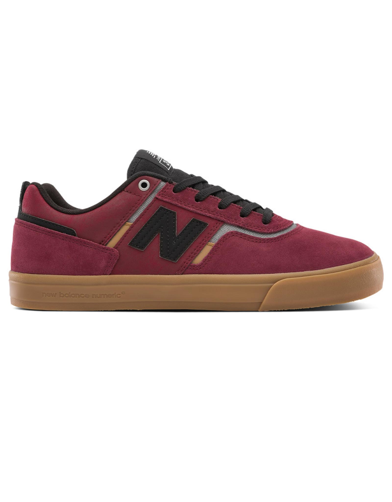 New Balance Numeric New Balance Numeric Shoe 306 Jamie Foy (Burgundy/Gum)