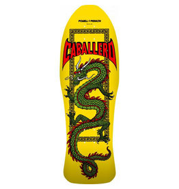 Powell Peralta Powell Peralta Deck Cab Spin Chinese Dragon 15 Yellow (10.0)