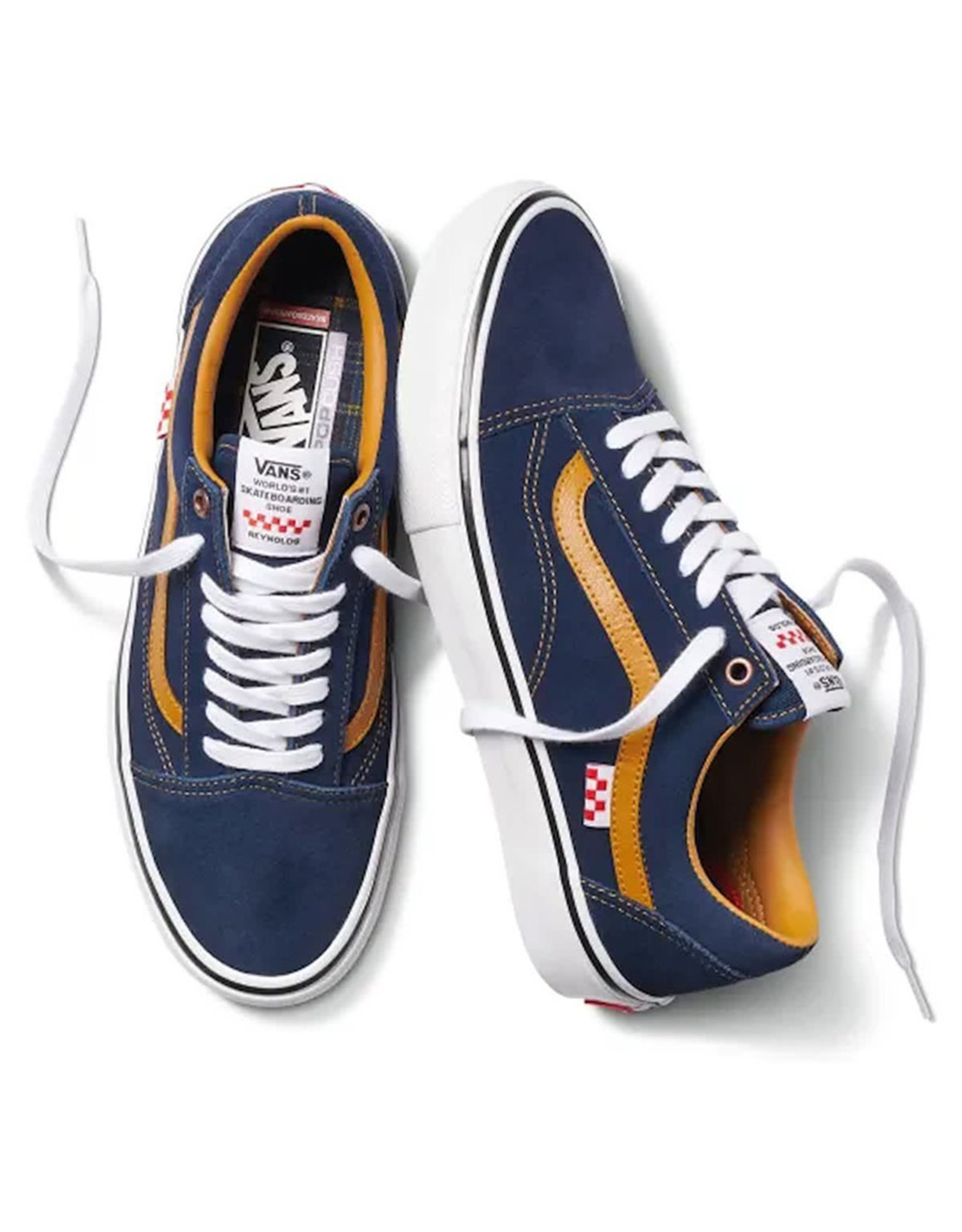 Vans Vans Shoe Skate Old Skool (Reynolds/Navy/Golden Brown)