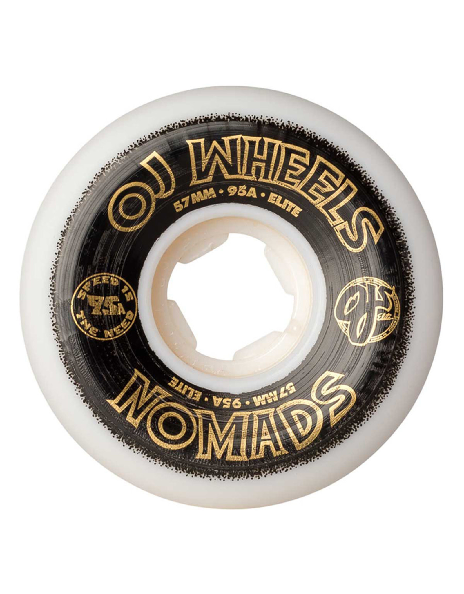 OJ Wheels OJ Wheels Elite Nomads (57mm/95a)