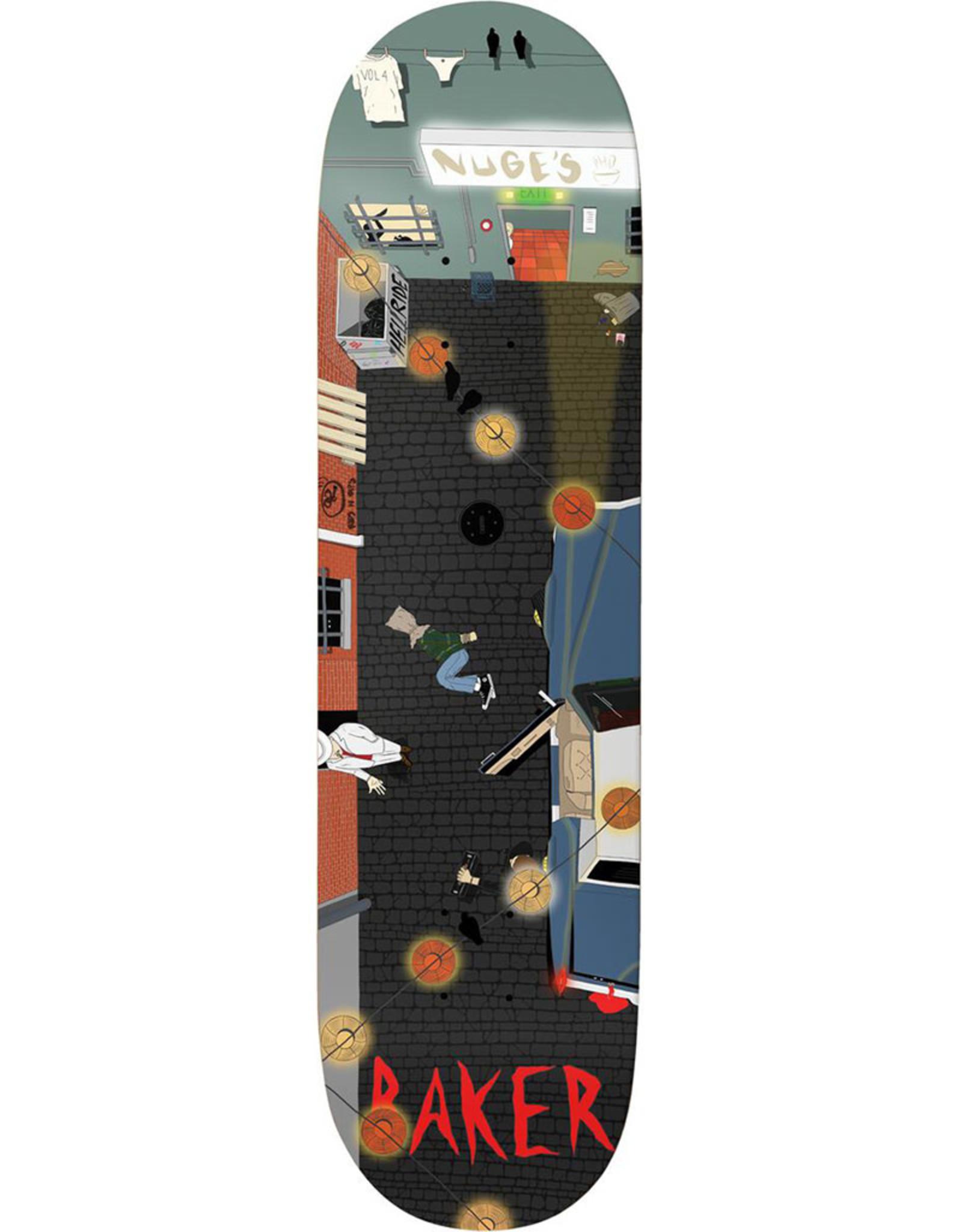 Baker Baker Deck Don Nuge Pigeon View (8.0)