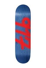 917 917 Deck Team Spray Slick Red (8.25)