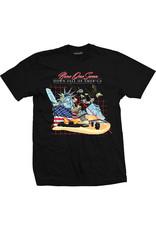 917 917 Tee Downfall Of America S/S (Black)
