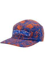 Fucking Awesome Fucking Awesome Hat Acupuncture Volley Strapback (Orange)