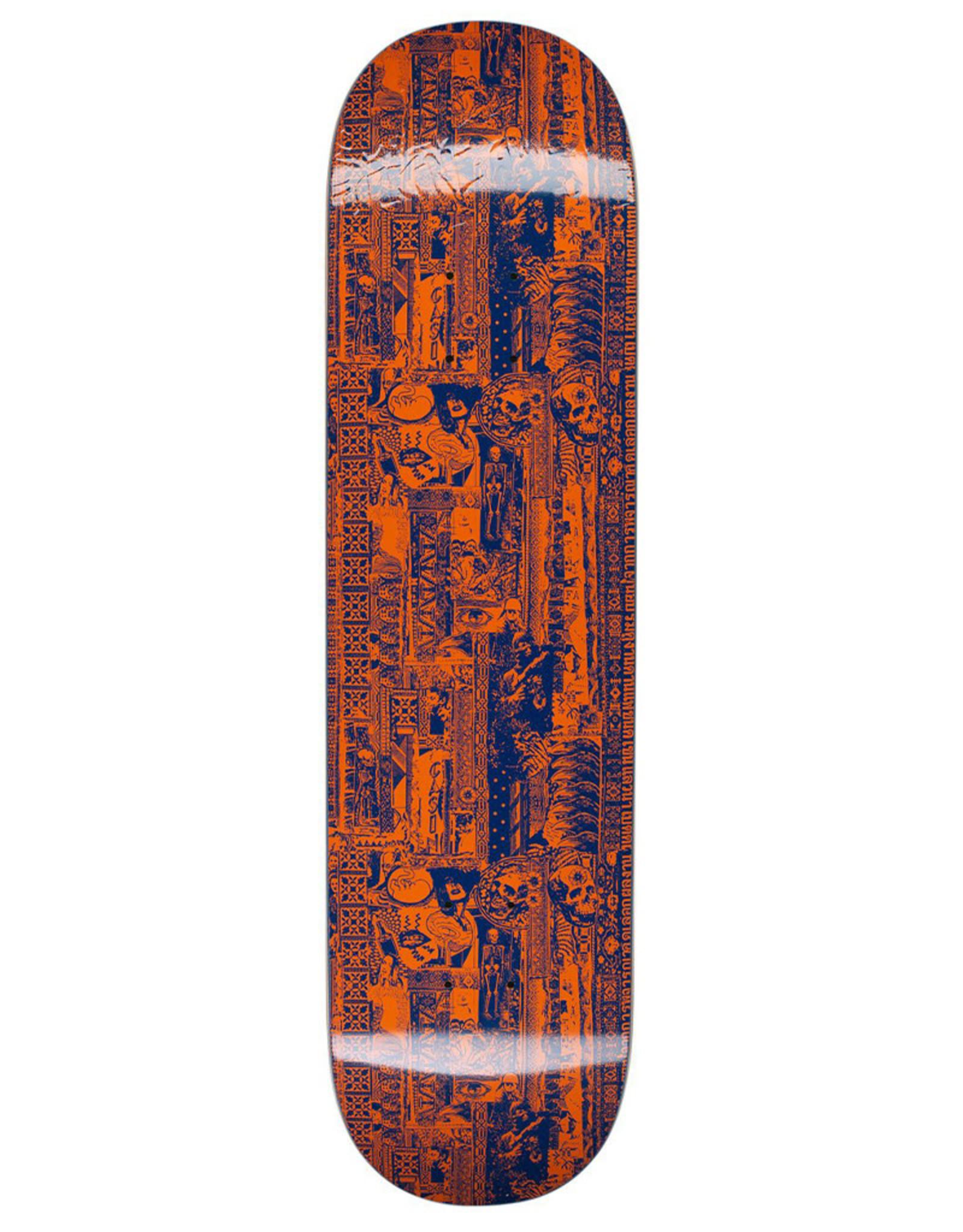 Fucking Awesome Fucking Awesome Deck Team Acupuncture Orange/Blue (8.0)
