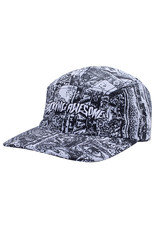 Fucking Awesome Fucking Awesome Hat Acupuncture Volley Strapback (Black)
