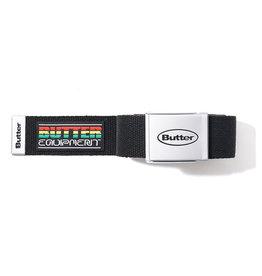 Butter Goods Butter Goods Belt Equipment Web (Black)