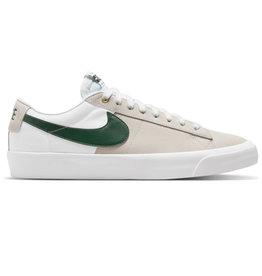 Nike SB Nike SB Shoe Zoom Blazer Low GT (White/Dark Green)