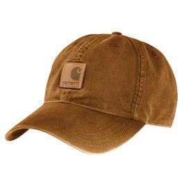 Carhartt Carhartt Hat Canvas Strapback (Brown)