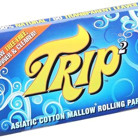 Trip Trip Clear Treeless Rolling Papers 1 1/4
