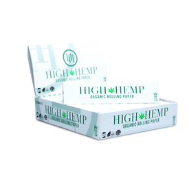 High Hemp High Hemp Organic Rolling Papers