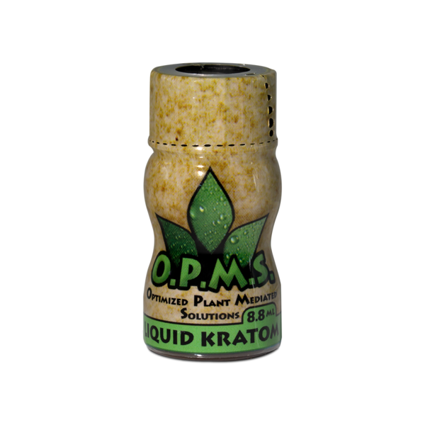 OPMS OPMS Gold Kratom Extract Shots