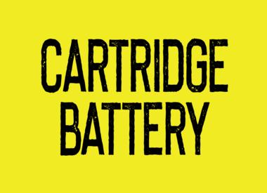 Cartridge Battery