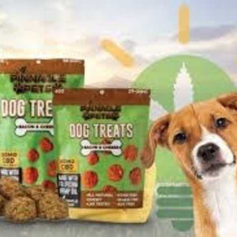 Pinnacle Hemp CBD Dog Treats