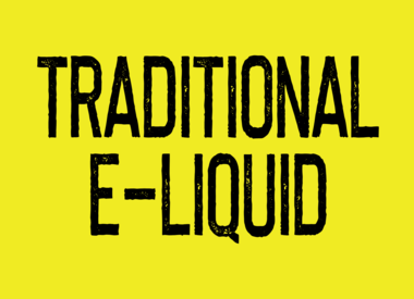 Traditional E-Liquid