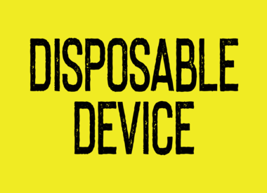 Disposable Device
