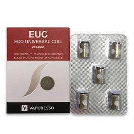 Vaporesso Vaporesso Veco/Tarot EUC Coil 5 Pack