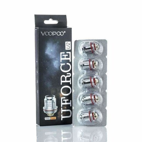 VooPoo Uforce Coil (5 pack)