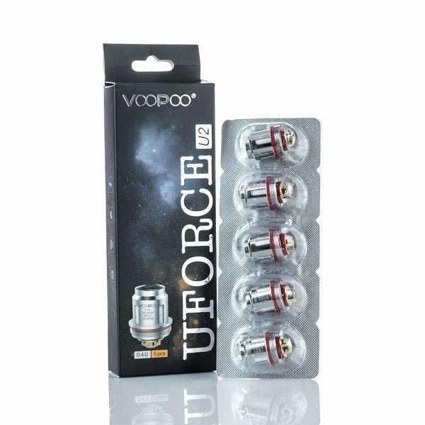 VooPoo VooPoo Uforce Coil (5 pack)