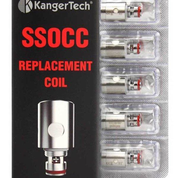 Kanger Kanger SSOCC Coil (5 pack)