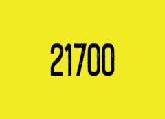 21700