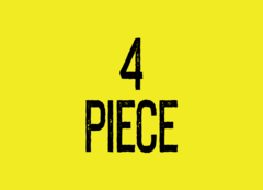 4 piece