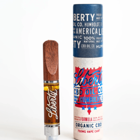 Liberty Brand Hemp Liberty Brand Hemp Full Spectrum CBD Cart