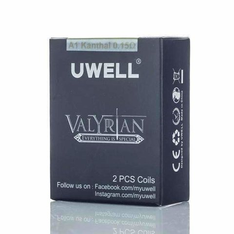 Uwell Valyrian Coil 2 pack