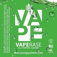 Vape Erase