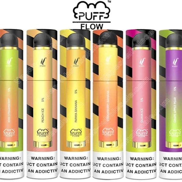 Puff Bar Puff Bar - Puff Flow 4ml