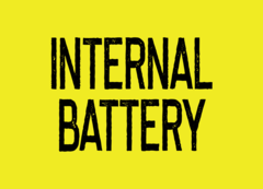 Internal Batery