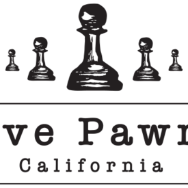 Five Pawns Five Pawns White Line