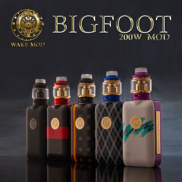 Wake Mod Co. Wake Mod Bigfoot Kit (Compatible w/ Baby Beast, NRG, Espion, SnowWolf, Super Mesh coils)