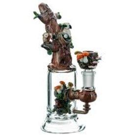 Empire Glassworks Empire Glassworks Mini Rig Hootie's Tree