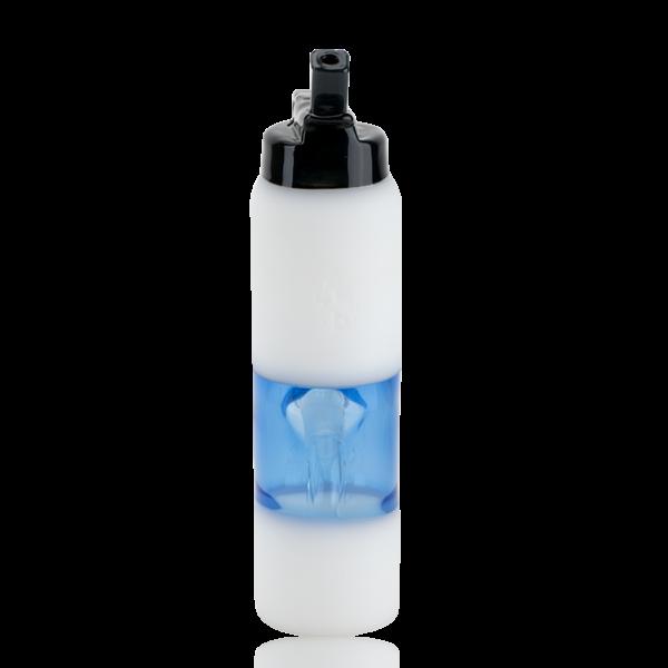 Empire Glassworks Empire  Glassworks Mini Rig Water Bottle Large White