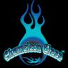 Chameleon Glass Chillum