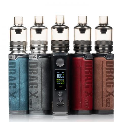 Voopoo Drag X Plus Kit 100w