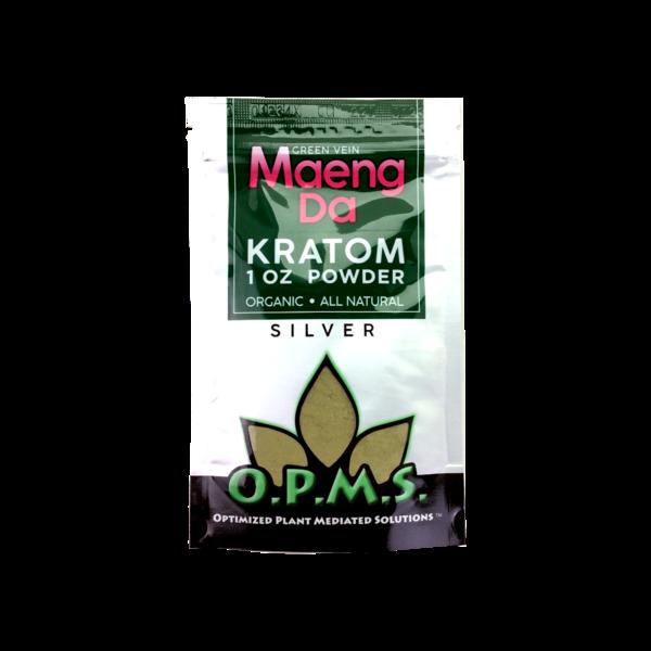 OPMS OPMS Kratom Silver Powder