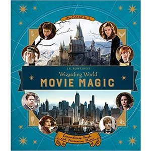 J. K. Rowling's Wizarding World Movie Magic Volume 1