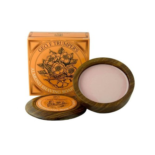 Geo F. Trumper Geo F. Trumper Shaving Soap in a Bowl -  Almond