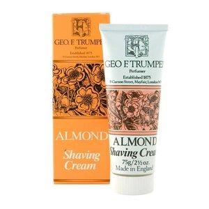 Geo F. Trumper Shaving Cream Tube - Almond