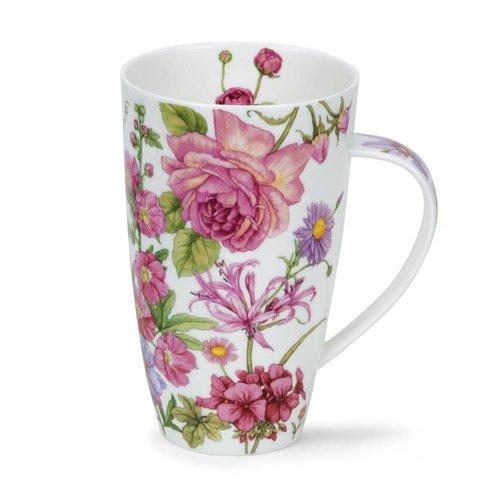 Dunoon Dunoon Henley Shaftesbury Pink Mug