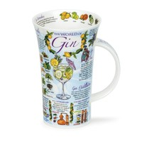 Glencoe World of Gin Mug