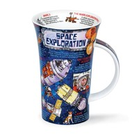 Glencoe Space Exploration Mug