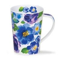 Dunoon Argyll Palermo Blue Mug