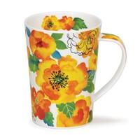 Dunoon Argyll Palermo Yellow Mug