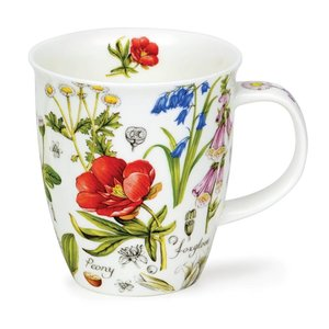 Dunoon Dunoon Nevis Floral Diary - Peony