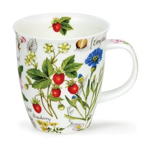 Dunoon Dunoon Nevis Floral Diary - Strawberry