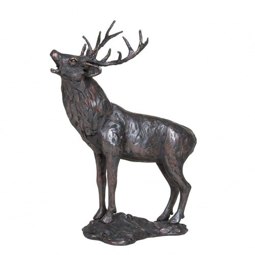 Frith Sculpture Frith Stag Roaring: TM030